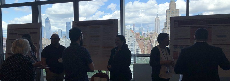 Many outstanding connections, memories, and views from the NYC Symposium